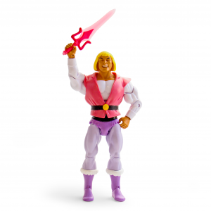 Masters of the Universe Classics Club Grayskull LAUGHING PRINCE ADAM