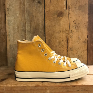 Scarpa Converse Chuck 70 in Canvas Gialla