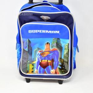 Trolley Superman Blu