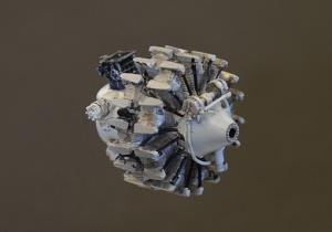 R-3350 engine
