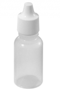 20ml plastic jar