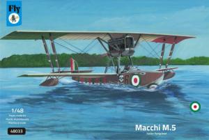 Macchi M.5 Italian