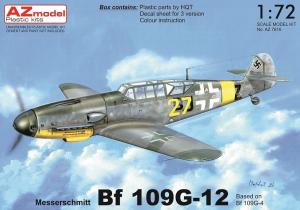 Me-109G-12