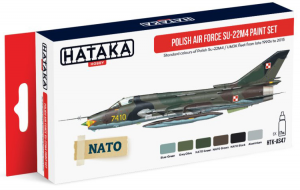 Polish Air Force Su-22M4 paint set