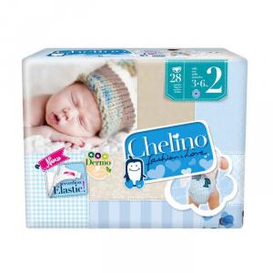 Chelino Fashion&Love Diaper T-2 28 Unità