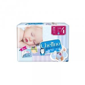 Chelino Fashion&Love Diaper T-4 34 Unità