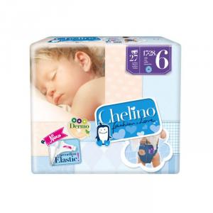 Chelino Fashion&Love Diaper T-6 27 Unità