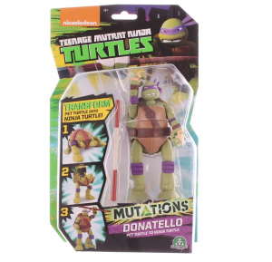 Giochi Preziosi Ninja Turtles - Mutations