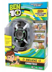 Giochi Preziosi- Ben 10 Orologio Omnitrix Deluxe