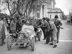 La Maserati alla Mille Miglia, 1934
