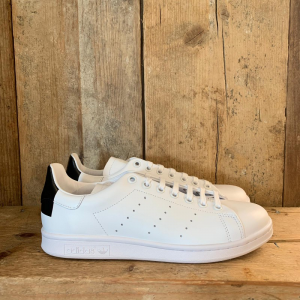Scarpa Adidas Stan Smith Recon Bianca e Nera