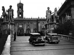 Collaudo in Campidoglio, 1939