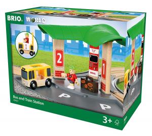 Brio - Stazione Autobus e Treni, 33427
