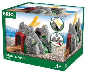 Brio - Tunnel Avventura, 33481
