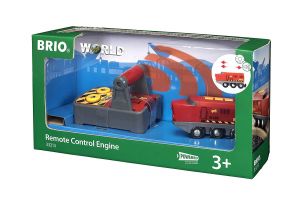 Brio- Remote Control Engine , 33213