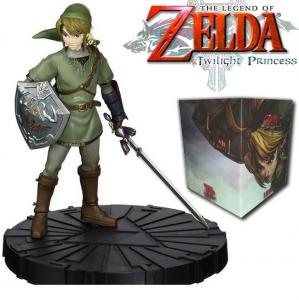 LINK from Zelda Twilight Princess Statue