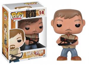 Funko Pop 14: Daryl Dixon The Walking Dead