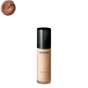 Kanebo Fluid Finish Foundation Spf15 205 Topaz Beige 30ml