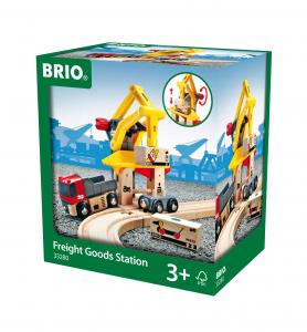 BRIO - stazione movimentazione merci, 33280