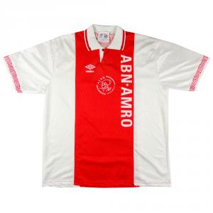 1991-93 Ajax Maglia Home L (Top)