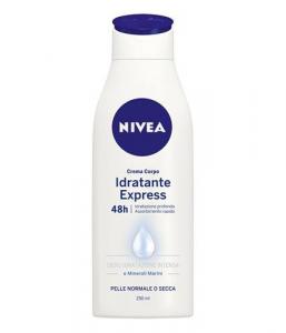 Nivea Crema Corpo Idratante Express 250 ml
