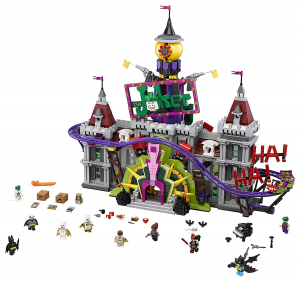 Lego 70922 Batman Movie: Il maniero di The Joker™