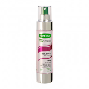 Herbal Hispania Bionature Curls Repair Serum 100ml
