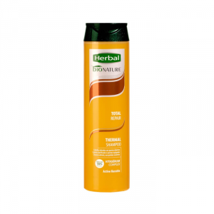 Herbal Hispania Bionature Total Repair Shampoo 350ml