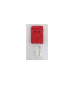 Connettore SBE80R Rosso completo di morsetti per batterie e caricabatterie