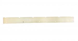 DELUXE 350 Gomma Tergipavimento ANTERIORE per lavapavimenti FIORENTINI (New Type)