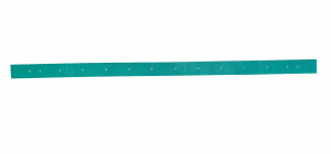 ICM 38 goma de secado delantera para fregadora FIORENTINI