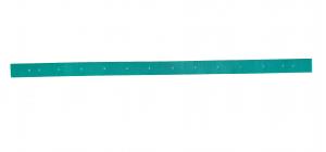TERMINATOR 1000-1000R goma de secado delantera para fregadora FIORENTINI