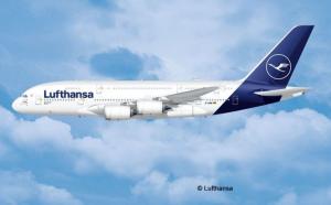 A380-800 Lufthansa