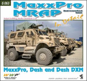 MaxxPro MRAP
