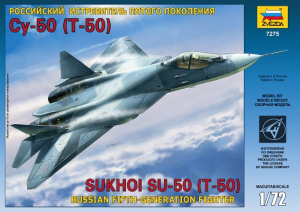 Su-50 (T-50) Sukhoi