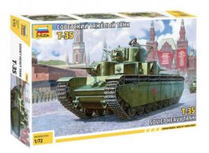T-35 Soviet Heavy Tank