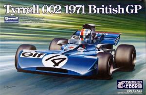 Tyrrell 002