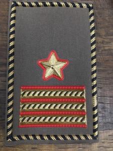 Grado tubolare  1° maresciallo luogotenente