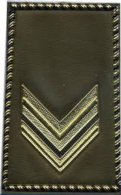 Grado tubolare sergente