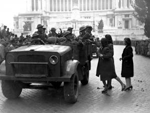 Rome, Liberation, 1944