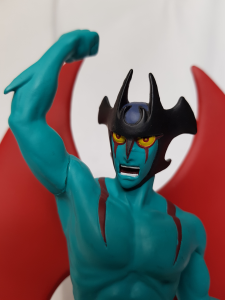 Devilman figure by Banpresto