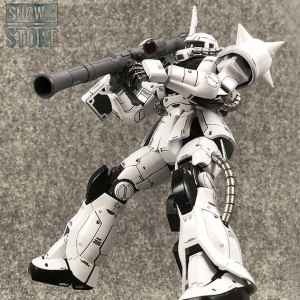Metal Soldier 1/100 MS06J Zaku II White Ogre​​​​​​​