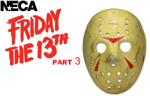 FRIDAY 13th part 3 JASON Mask Replica