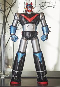 Korean Robot: TAEKWON V Metallic Color 40 cm