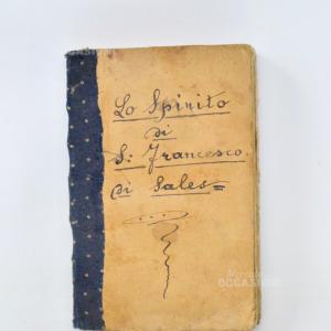 Libro Antico Lo Spirito