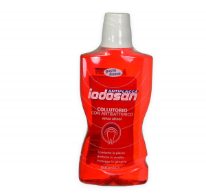 IODOSAN Antiplacca Collutorio 500ml