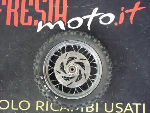 RUOTA ANTERIORE USATA LEM CX 50 ANNO 2010