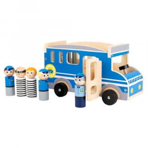 Bus della polizia XL Veicolo da gioco