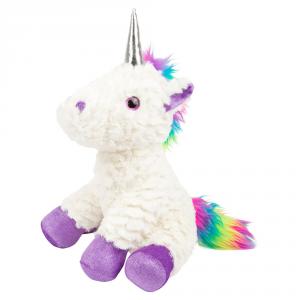 Unicorno Peluche viola