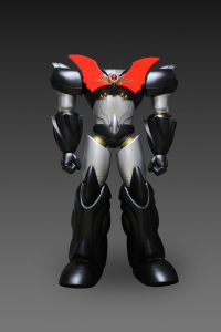 Mazinkaiser Body parts by Evolution Toy